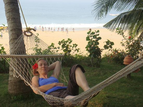 Manaltheeram Ayurveda Beach Village: Rest