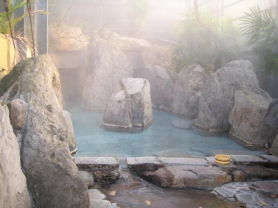 Yotsuba : 大浴場