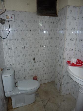 Hotel Rak International: The bathroom