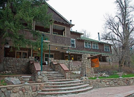 Bed And Breakfast Boulder Canyon
