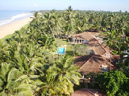 Ahungalla, Sri Lanka: Lotus-VIlla