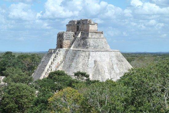 Zona Arqueologica Uxmal: Uxmal
