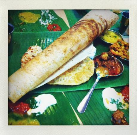 Food Tour Malaysia: AMAZING - make sure you try the masala chai tea. It was the best I've ever tasted.