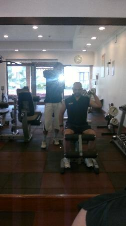 Holiday Inn Resort Goa: Gym