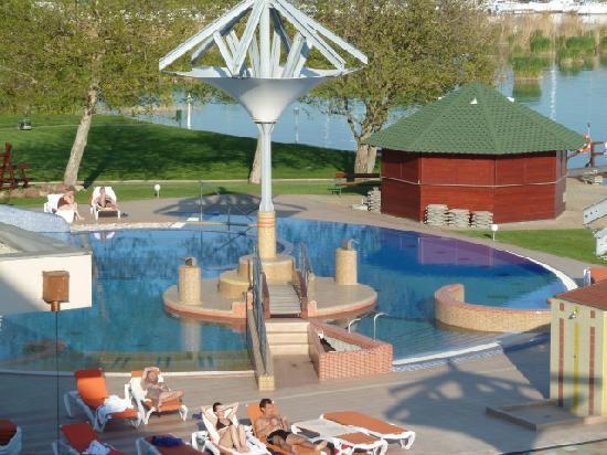 Balatonfured, Ungarn: outside swimming pools