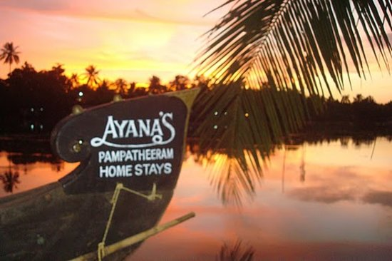 AYANA'S HOMESTAY WELCOMES YOU