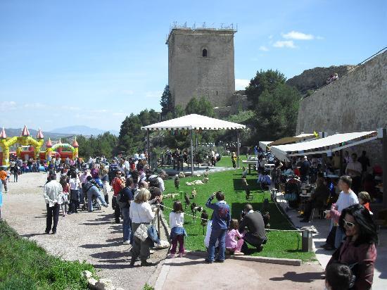 Lorca, Hiszpania: Fortaleza del Sol