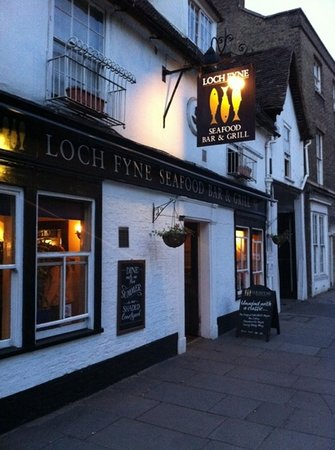 Loch Fyne Cambridge Restaurant Reviews Phone Number