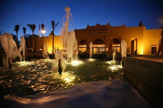 Jolie Ville Hotel & Spa - Kings Island, Luxor: New reception area
