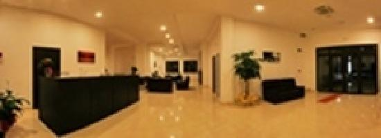 Hotel Nicolardi: Hall - Reception