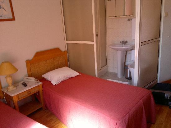 Residencial Roxi: chambre