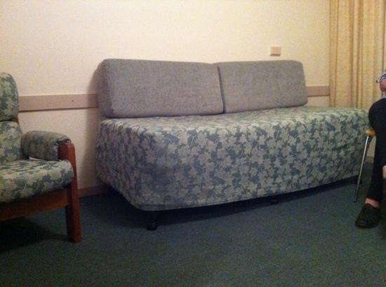 Barclay Motor Inn : the couch