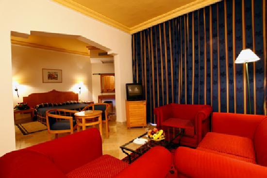 Hotel El Ksar: JR suite