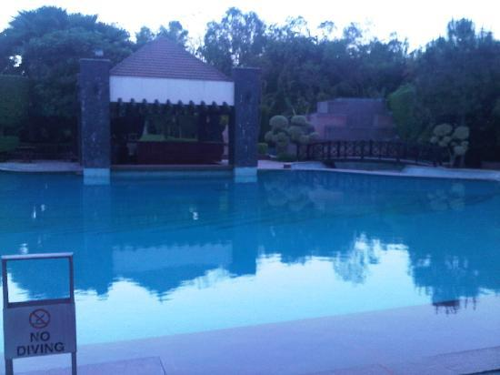 The Uppal Hotel - an Ecotel Hotel: Pool