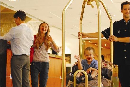 Inbal Jerusalem Hotel: Family-friendly hotel