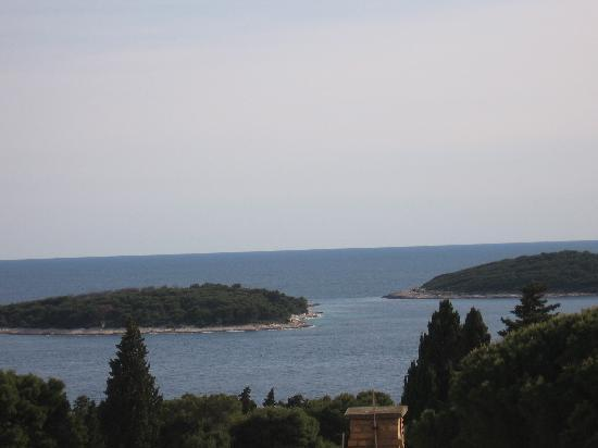 Violeta Hvar: Hell islands - Room view