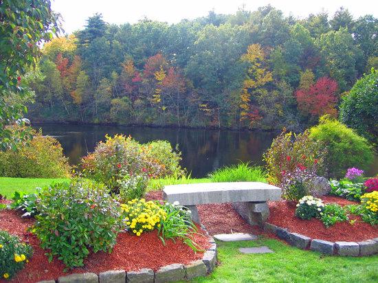 Coachmen's Lodge: Pond