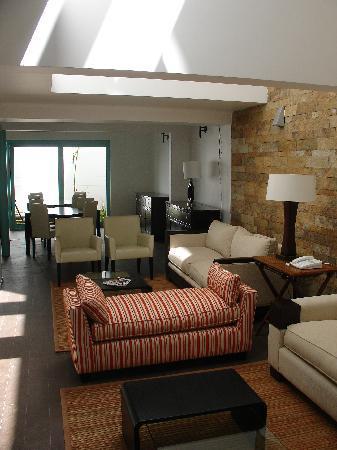 Hotel Casa Beltran: Hotel Lobby