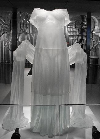 Corning, NY: Glass Gown