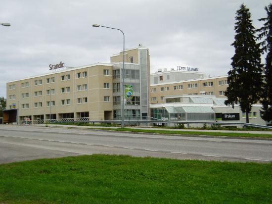 Scandic Kajanus: L'albergo