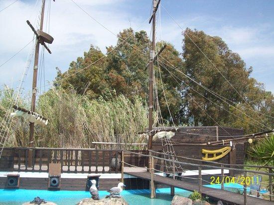 Tuili, Ιταλία: ricostruzione veliero Beagle