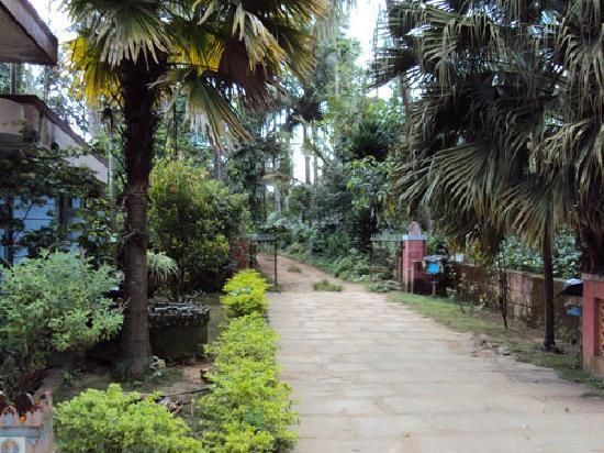 Giridarshini Home Stay: Home Stay Entry