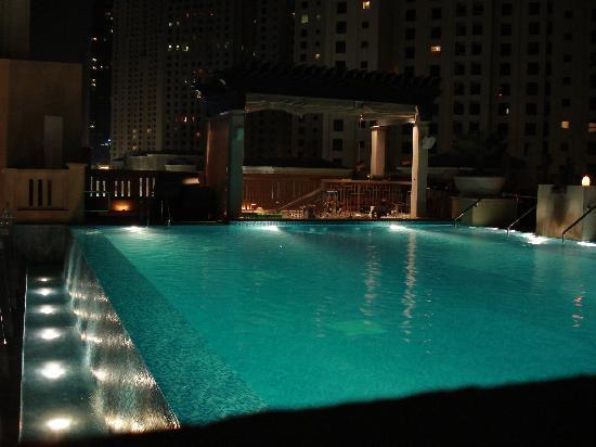 โซฟิเทล ดูไบ จูเมราห์บีช: Infini Pool