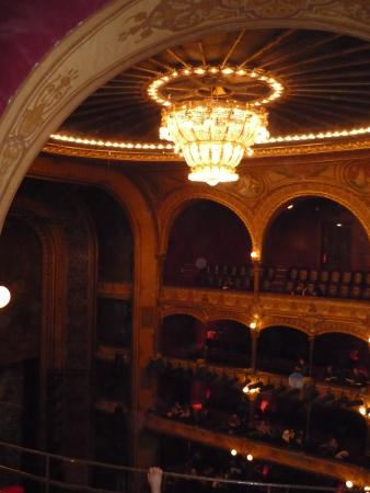 Chatelet - Theatre Musical de Paris
