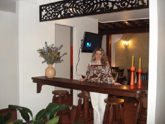 Hotel Boutique San Antonio: Ambiente acogedor