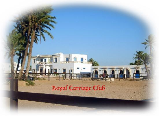 Royal Carriage Club Riding School: Our Equestrian Club