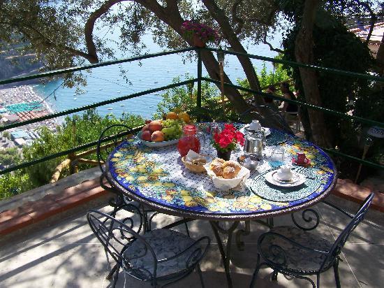 Orto Paradiso : La nostra colazione