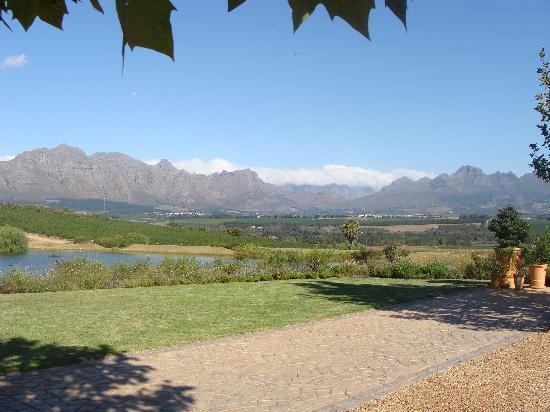 Western Cape Tours -  Day Tours: amazing scenic views