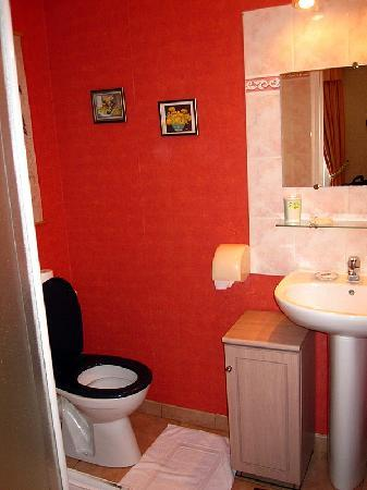 Beauvoir, France : Bathroom