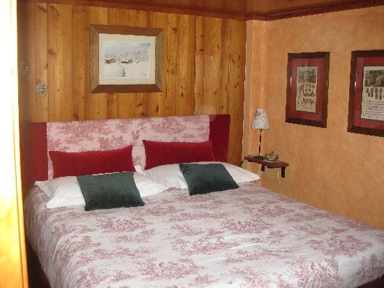 Bed and Breakfast  Clair Matin : zona notte