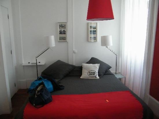 Aveiro Rossio Hostel: Bedroom