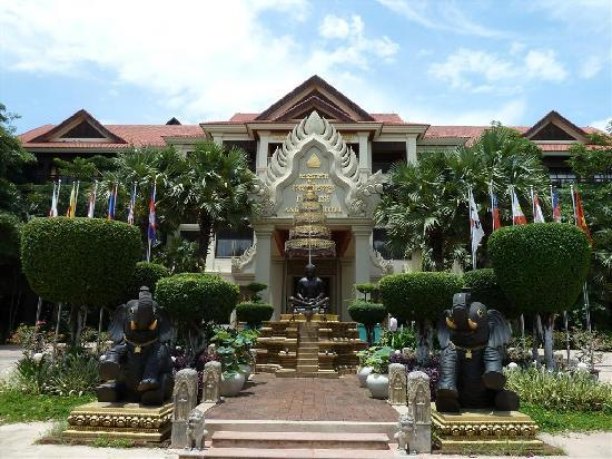 Empress Angkor Resort & Spa: Esterno