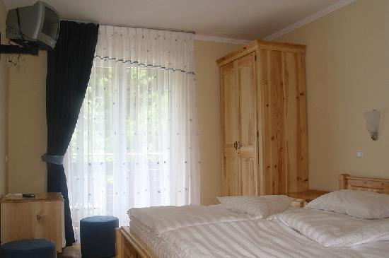 Guest House and Museum First: Double room in Guest house Firšt