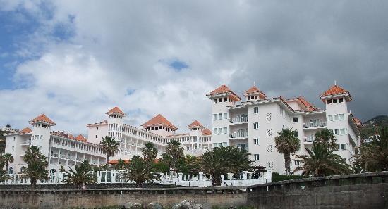 Hotel Riu Palace Madeira: Riu palace à Caniço