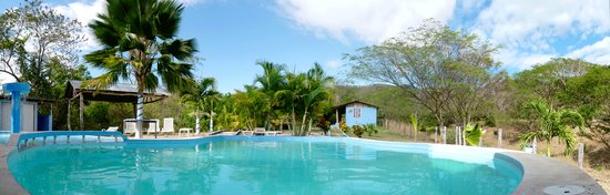 Nicoya, Costa Rica: Hotel´s swimming pool