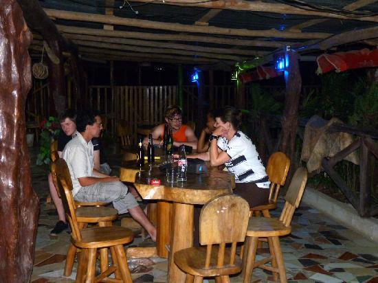Hotel Las Cavernas: Hotel' s restaurant area