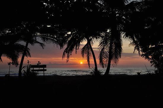 Mawamba Lodge: Sonnenaufgang