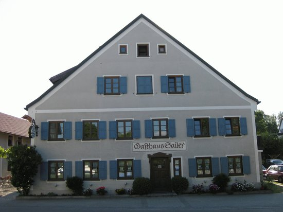 Schondorf am Ammersee, Germany: Sailer