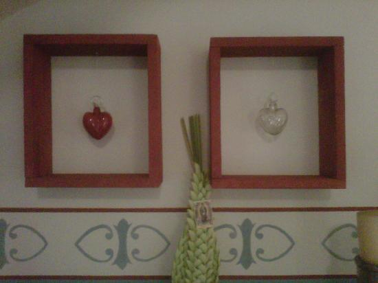 Casa Verde Inn: Wonderful little details in the room.
