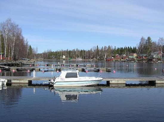 SaimaaHoliday Oravi: Harbour