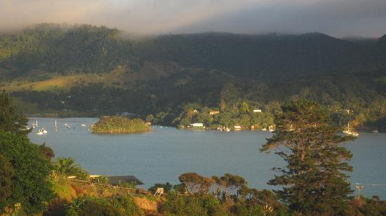 Waimanu Lodge Whangaroa Northland: Our view