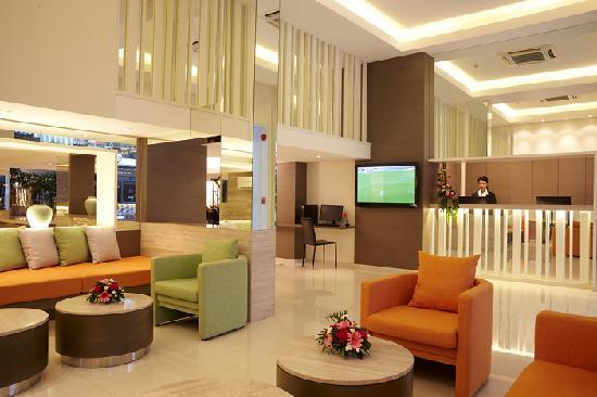 CityPoint Hotel : Lobby