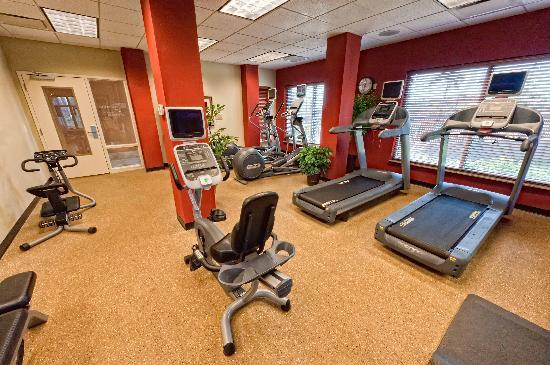 Hilton Garden Inn Fort Myers Airport / FGCU: Large Fitness Room