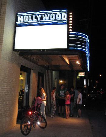 Au Sable Forks, Estado de Nueva York: Hollywood Movie Theatre