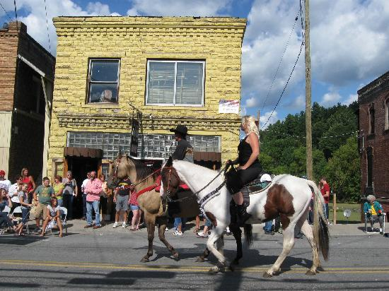 Au Sable Forks, NY: Labor Day Parade