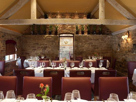 The Morley Hayes Hotel: The Dovecote Restaurant